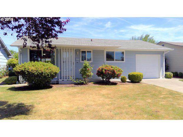 Single-Family Home: 1566 Umpqua Road  (SOLD), Woodburn, Oregon 97071